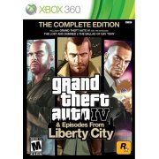 Grand Theft Auto IV: The Complete Edition (US)