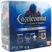 PlayStation3 Slim Console - Castlevania: Lords of Shadow Value Pack (HDD 160GB Model) - 110V (Japan)
