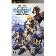 Kingdom Hearts: Birth by Sleep Final Mix (Japan)