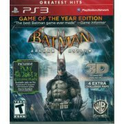 Batman: Arkham Asylum [Game of the Year Edition 3D] (Greatest Hits) (US)
