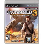 Uncharted 3: Drake's Deception (US)