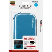 Compact Pouch 3DS (Blue) (Japan)