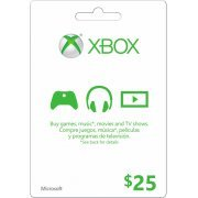 Xbox Gift Card (USD 25) (US)