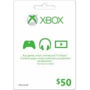 Xbox Gift Card (USD 50) (US)