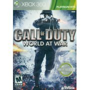 Call of Duty: World at War (Platinum Hits) (US)