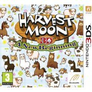 Harvest Moon 3D: A New Beginning (Europe)