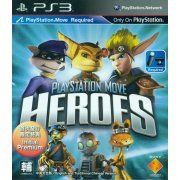 PlayStation Move Heroes (Asia)