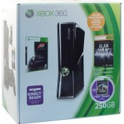Xbox 360 Elite Slim Console (250GB) Forza Motorsport 3 & Alan Wake & Halo: Reach Bundle (Asia)