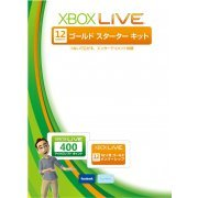 Xbox Live 12-Month Gold Starter Pack (Japan)