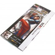 Super Street Fighter IV 3D Edition Cleaning Cloth 3DS (Chun Li) (Japan)