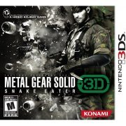 Metal Gear Solid: Snake Eater 3D (US)
