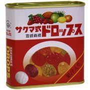Sakuma Drops (Japanes Candy - Mix Fruit) (Japan)