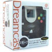 Dreamcast Controller (Millenium 2000 clear black Design) preowned (Japan)