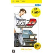 Initial D Street Stage (PSP the Best) (Japan)