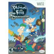 Phineas and Ferb: Across the Second Dimension (US)