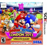 Mario & Sonic at the London 2012 Olympic Games (US)