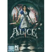 Alice: Madness Returns (DVD-ROM) (Asia)