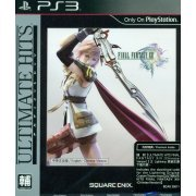 Final Fantasy XIII (English + Chinese Version) (Ultimate Hits) (Asia)