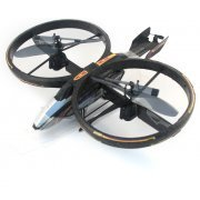 Silverlit R/C Power In Air Infrared Control Helicopter:  Space Phoenix (Black) (Asia)