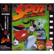 Spot Goes to Hollywood preowned (Japan)