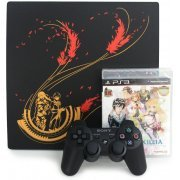 PlayStation3 Slim Console - Tales of Xillia X Edition (HDD 160GB Model) - 110V (Japan)