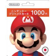Nintendo eShop Card 1000 YEN | Japan Account (Japan)