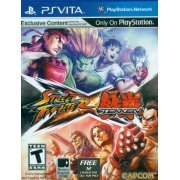 Street Fighter X Tekken (US)