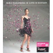 Love Is Ecstasy [CD+DVD Limited Edition] (Japan)