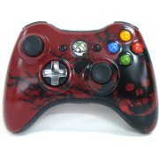 Gears of War 3 Wireless Controller (Limited Edition) (Japan)