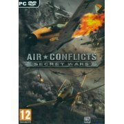 Air Conflicts: Secret Wars (DVD-ROM) (Asia)