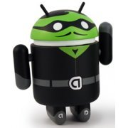 Google Android Non Scale Pre-Painted Vinyl Mini Collectible Series Special Edition: The Hidden Task (Hero) (Asia)