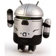 Google Android Non Scale Pre-Painted Vinyl  Mini Collectible Series Special Edition: Cycle-On (Villain) (Asia)