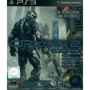 Crysis 2 (Limited Edition) (Damage Case) preowned (Asia)