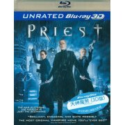 Priest [2D+3D] (Hong Kong)