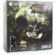 Xbox 360 Console (250GB) Monster Hunter Frontier Online Trial Pack [Limited Edition] (Japan)