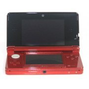 Nintendo 3DS (Flame Red) (US)