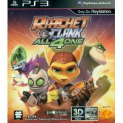 Ratchet & Clank: All 4 One (Asia)