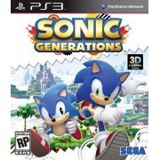 Sonic Generations (Asia)