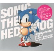Sonic The Hedgehog 1&2 Soundtrack (Japan)
