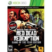 Red Dead Redemption: Game of the Year Edition (Asia)