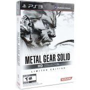 Metal Gear Solid HD Collection (Limited Edition) (US)