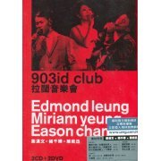 Music Is Live 2011 903id club Eason Chan x Miriam Yeung x Edmond Leung [2CD+2DVD] (Hong Kong)