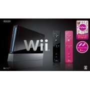 Nintendo Wii (for Japanese games only) (Black incl. Wii Party) (Japan)