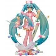 Character Vocal Series Non Scale Pre-Painted PVC Figure: Original Collection Koiiro Byoutou Hatsune Miku (Japan)
