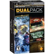 PSP Dual Pack - MotorStorm: Arctic Edge and Twisted Metal: Head On (US)