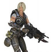 Gears of War 3 Pre-Painted Action Figure: Anya (US)