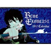 Anime Calendar 2012: Blue Exorcist (Japan)