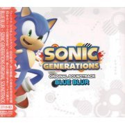 Sonic Generations Original Soundtrack: Blue Blur (Japan)