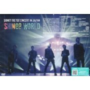 Live DVD Shinee The 1st Concert In Japan - Shinee World [2DVD+Photo Booklet] (Japan)