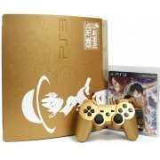 PlayStation3 Slim Console - One Piece: Kaizoku Musou Gold Edition (HDD 320GB Model) - 110V (Japan)